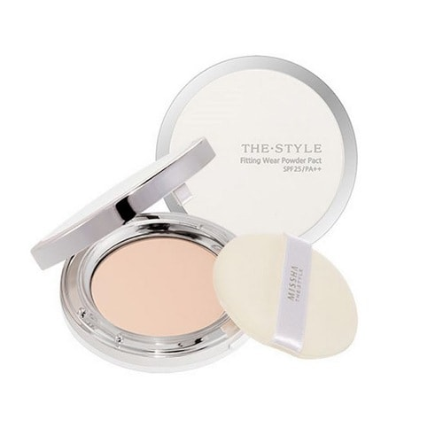 The Style Fitting Wear Powder Pact SPF/25PA++[Missha]