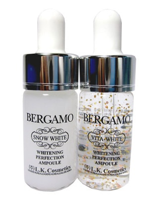 Snow White & Vita White Perfection Ampoule Set [Bergamo]