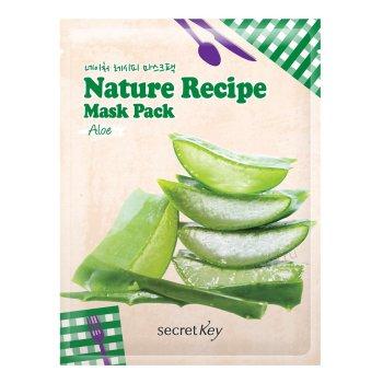 Nature Recipe Mask Pack Aloe [Secret Key ]