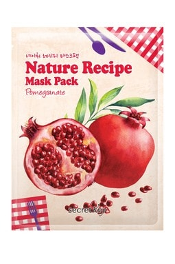 Nature Recipe Mask Pack Pomegranate [Secret Key]