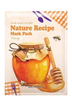 Nature Recipe Mask Pack Honey [Secret Key]