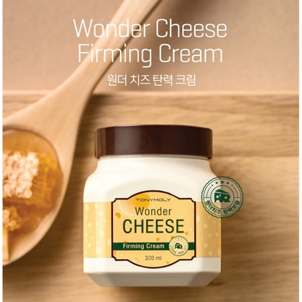 Wonder Cheese Firming Cream [TonyMoly]