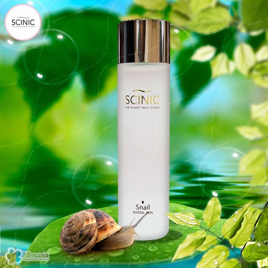 Snail Matrix Skin Toner [Scinic]