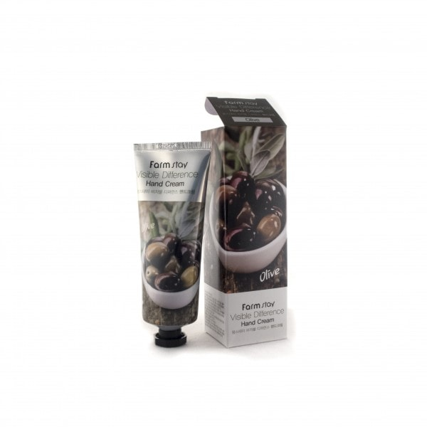 Olive Intensive Moisture Hand & Nail Cream [Farmstay]