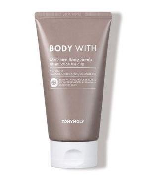 Body With Moisture Body Scrub [TonyMoly]