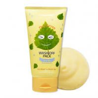 Play Therapy Yellow Brightening Up Wash Off Pack [Etude House]
