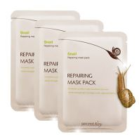 Snail Repairing Mask Pack [Secret Key]