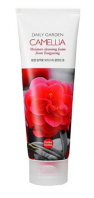 Daily Garden Camellia Moisture Cleansing Foam [Holika Holika]
