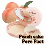 Peach Sake Pore Pact [SkinFood]