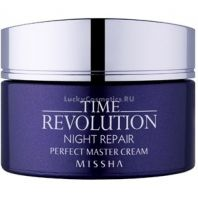 Time Revolution Night Repair Perfect Master Cream [Missha]