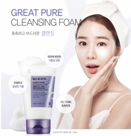 Great Pure Cleansing Foam [Mizon]