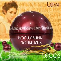 Red Ginseng Essence Cream [Leicos]