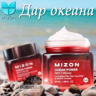 Ocean Power Red Cream [Mizon]