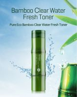 Pure Eco Bamboo Clear Water Fresh Toner [TonyMoly]