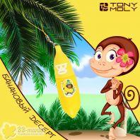 Dalcom Banana Pong-Dang Lip Balm [TonyMoly]