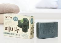 Pure Charcoal Soap [Rice Day]
