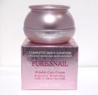 Pure Snail Wrinkle Care Cream [Bergamo]