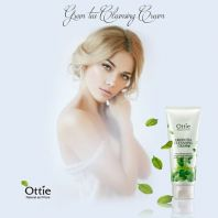 Green Tea Cleansing Cream [Ottie]
