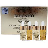 Luxury Gold Collagen & Caviar Wrinkle Care Intensive Repair Ampoule Set [Bergamo]