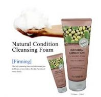 Natural Condition Cleansing Foam Firming [The Saem]