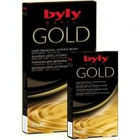 Hair Removal Strips Depil Gold [Byly]