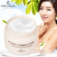 Wrinkle Collagen Cream [The Skin House]