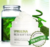 Spirulina Rich Soft Balm [The skin House]