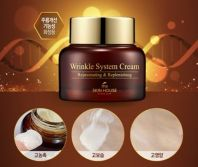 Wrinkle System Cream [The Skin House]