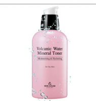 Volcanic Water Mineral Toner [The Skin House]