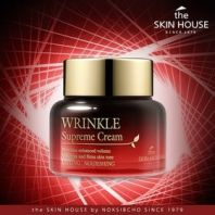 Wrinkle Supreme Cream [The Skin House]