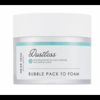 Near Skin Dustless Bubble Pack to Foam [Missha]