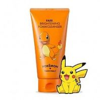 Pokemon FAIRY Brightening Foam Cleanser [TonyMoly]