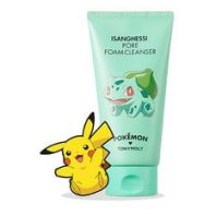 Pokemon Isanghessi Pore Foam Cleanser [TonyMoly]