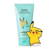 Pokemon Kkobugi Hydrating Foam Cleanser [TonyMoly]