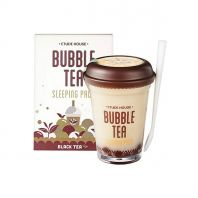 Bubble Tea Sleeping Pack Black Tea [Etude House]