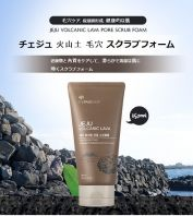 Jeju Volcanic Lava Pore Scrub Foam [The Face Shop]