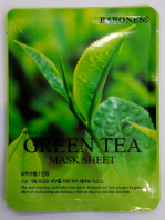 Green Tea Mask Sheet [Baroness]