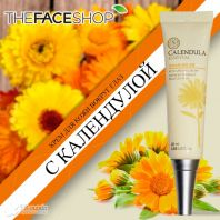 Calendula Essential Moisture Eye Cream [The Face Shop]