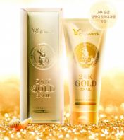 24K Gold Snail Cleansing Foam [Elizavecca]