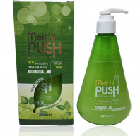 Meichi Push Toothpaste Fruity Mint Gel Type [Hanil Pharmaceutical]