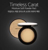 Timeless Carat Moisture Soft Powder Pact SPF27 PA++ [TonyMoly]
