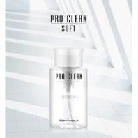 Pro Clean Soft Cleansing Water [TonyMoly]