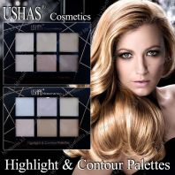 Ushas Highlight & Contour Palettes [Replika]