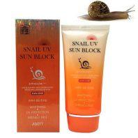 Snail UV Sun block SPF 50+PA+++ [Jigott]