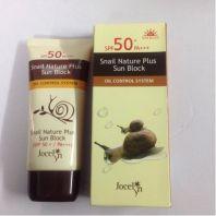 Snail Nature Plus Sun Block Oil Control