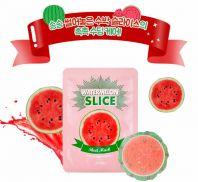 Watermelon Slice Sheet Mask [A'pieu]