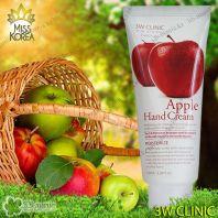 Apple Hand Cream [3W CLINIC]