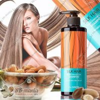 Silk Hair Argan Intense Care Shampoo [The Saem]