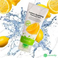 Lemon Sparkling Cleansing Foam [Secret Key]