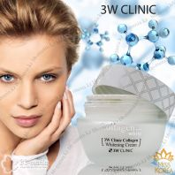 Collagen Whitening Cream [3W CLINIC]